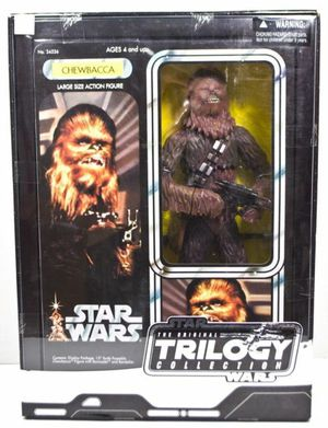 "Star Wars Original Trilogy Collection 15"" Scale Large Chewbacca Action Figure for Sale in Kent, WA"