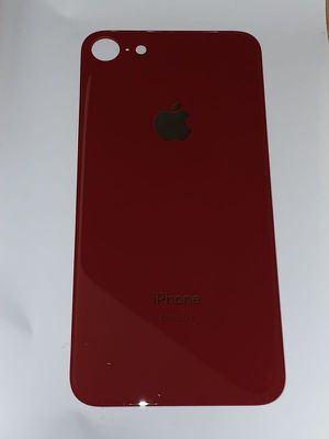 New iPhone 8 Back Glass Red for Sale in San Fernando, CA