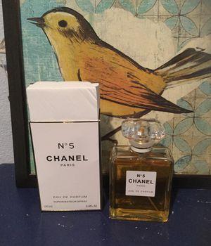 Chanel no 5 perfume 3.4 oz for Sale in Whittier, CA