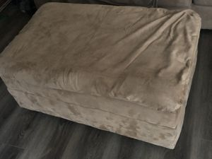 Couch with loveseat and ottoman for Sale in San Ramon, CA