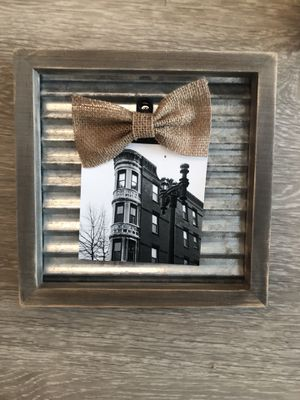 Rustic picture frame for Sale in Tampa, FL