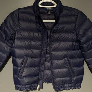 girls polo bubble coat for Sale in Riverdale Park, MD