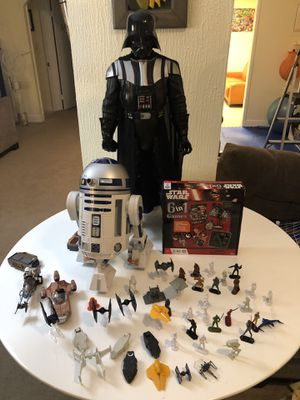 Star Wars toy Collection. Are you a SW fun? for Sale in Miami, FL