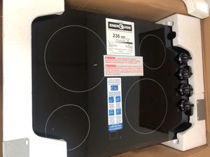 """Frigidaire 30"""" Built-In Electric Cooktop-Black NEW! FINANCING AVAILABLE!! for Sale in Miami, FL"""