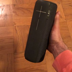 UE MEGABOOM Bluetooth Speaker by Logitech for Sale in Arlington, VA