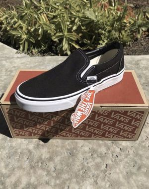 Slip on vans ( Most sizes available) for Sale in Anaheim, CA