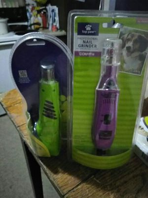 Purple nail Grinder for Sale in Cheyenne, WY