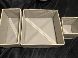 Drawer organizers for Sale in North Potomac, MD