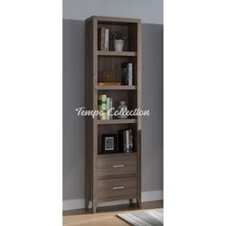 Media Tower/ Narrow Bookcase, SKU# ID171920TC for Sale in Norwalk,  CA