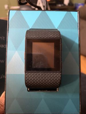 Fitbit surge size large for Sale in Federal Way, WA