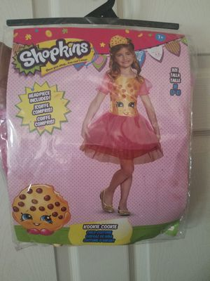 Shopkins Halloween costume size 7/8 for Sale in Surprise, AZ
