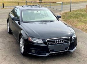 12 Audi A4 Good tires for Sale in San Francisco, CA
