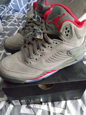 Jordan 5 retro for Sale in Fontana, CA