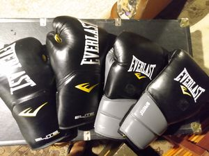 Everlast boxing 🥊 Gloves for Sale in Chicago, IL