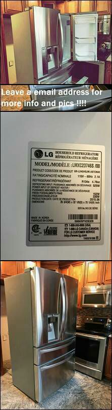 Leαve y0ur e-mαil for more info: LG LMXC23746S 36 Inch Counter Depth for Sale in New York, NY