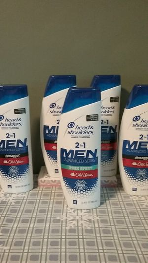 Head and Shoulders two-in-one men Old Spice shampoo and conditioner for Sale in Attleboro, MA