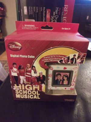Disney High School Musical Digital Photo Cube for Sale in Montgomery Village, MD