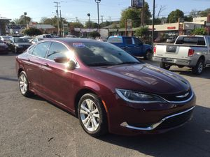 2015 CHRYSLER 200 $1800 DOWN PAYMENT for Sale in Nashville, TN