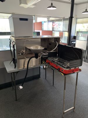 Off-road Overland Car/Truck Kitchen for camping for Sale in Fontana, CA