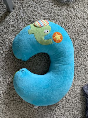 Boppy with cover for Sale in Arlington, WA