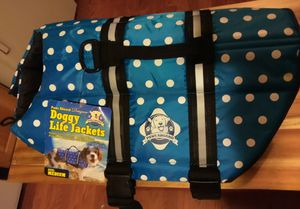Paws dog life jacket for Sale in Chelan, WA