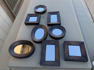 Crate & Barrel mirrors (8) for Sale in Litchfield Park, AZ