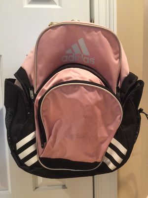 Adidas soccer backpack- barely used for Sale in Falls Church, VA