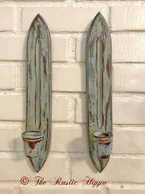 MCM (Mid Century Modern) Wall Candle Sconces for Sale in Tacoma, WA