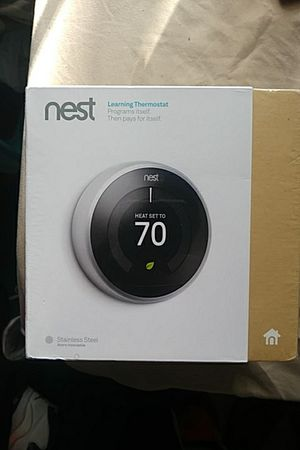 Learning thermostat for Sale in Baltimore, MD