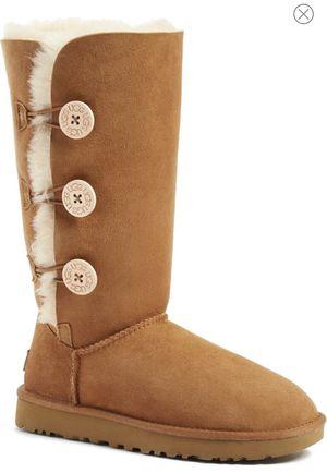 UGG triple button boots for Sale in La Puente, CA