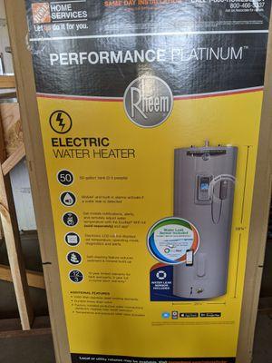 Electric water heater for Sale in Oakdale, CA