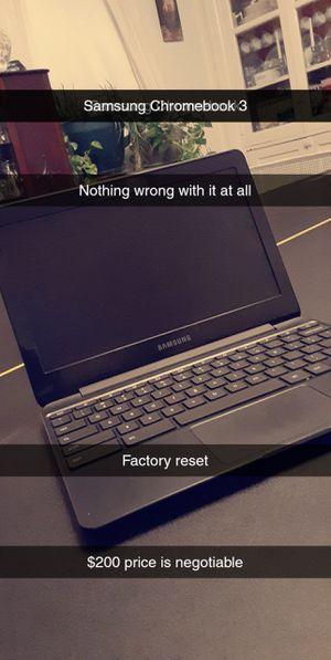 Samsung Chromebook 3 for Sale in Tarentum, PA