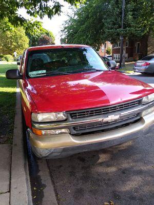 2002 Chevy Silverado for Sale in Cicero, IL