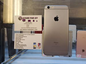 Unlocked Black iPhone 6S Plus 32gb for Sale in Melbourne, FL