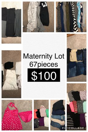 67pc maternity Lot for Sale in Graham, WA