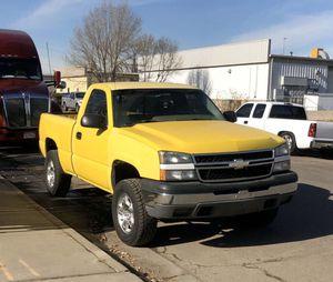 Chevy Silverado 1500 Singlecab for Sale in Commerce City, CO