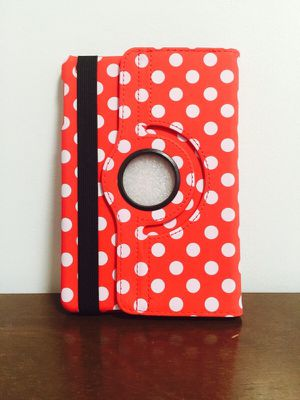 Polka-Dot rotation case iPad mini 1/2/3 for Sale in New York, NY