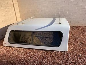 Camper Shell Leer - Fits F250 Short Bed for Sale in Phoenix, AZ