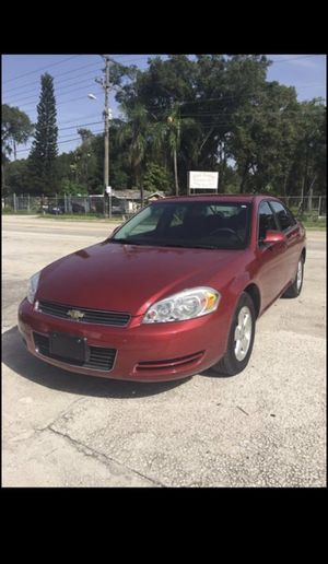 2008 Chevy Impala LT for Sale in Tampa, FL