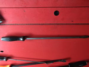 Snap on 18 pry bar for Sale in Osteen, FL