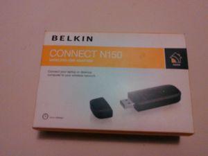 Belkin wireless USB Adapter for Sale in Cleveland, OH