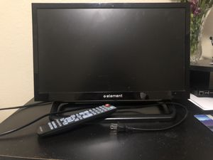 """19"""" Element TV with stand for Sale in Chico, CA"""