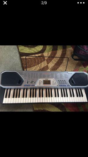 Casio CTK-491 Keyboard for Sale in Scottsdale, AZ