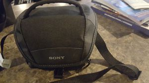 Sony camera bag for Sale in Cleveland, OH