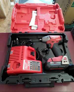 "Cordless impact wrench Milwaukee fuel 3/8"" 18v for Sale in Columbus, OH"