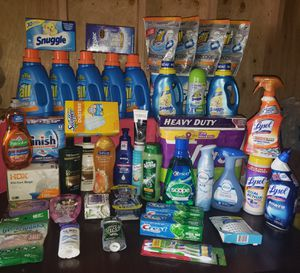 All Laundry Care & Personal Household Bundle! for Sale in Spanaway, WA