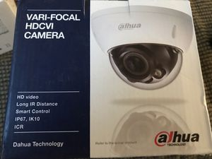 Security Cameras (HD,CVI, IR) for Sale in Chino, CA