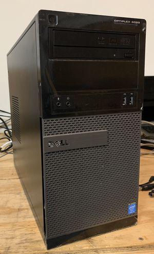 Dell OptiPlex 3020 Desktop Intel i5-4570 3.20GHz 4GB DDR3 500GB HDD WIN10 MSOffice Computer for Sale in Fletcher, NC
