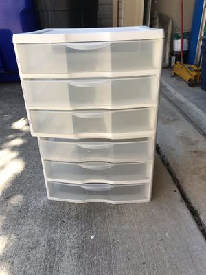 Plastic Storage Drawers for Sale in Colleyville, TX