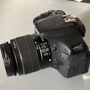 Canon EOS Rebel T3i 18 Megapixel for Sale in Gilbert, AZ